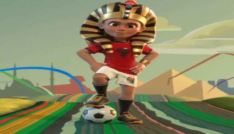 بالصور توت تميمة بطولة أمم أفريقيا 2019 سبورت 360