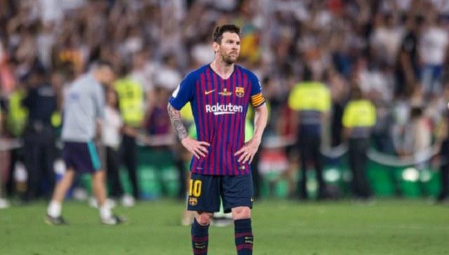 630b3a885920d سجل ليونيل ميسي في 35 مباراة نهائية شارك بها 26 05 2019