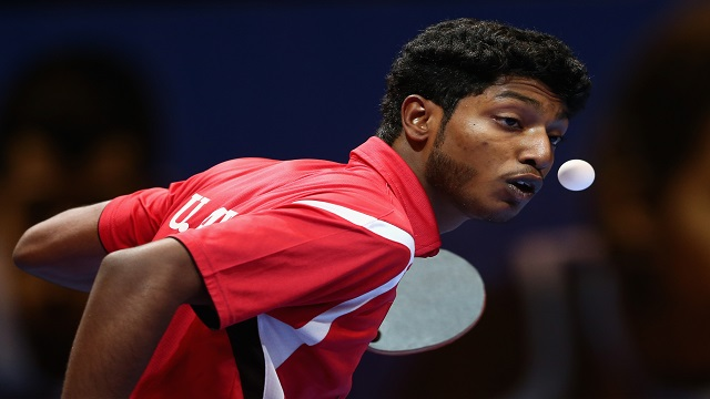 Nakheel Table Tennis Asian Cup 2016