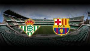 ريال بيتيس × برشلونة