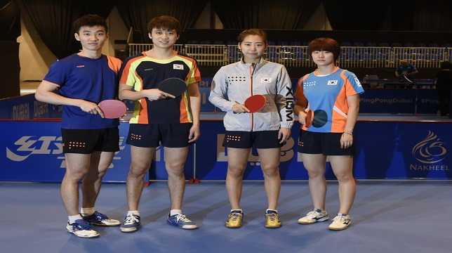 Korea Table Tennis