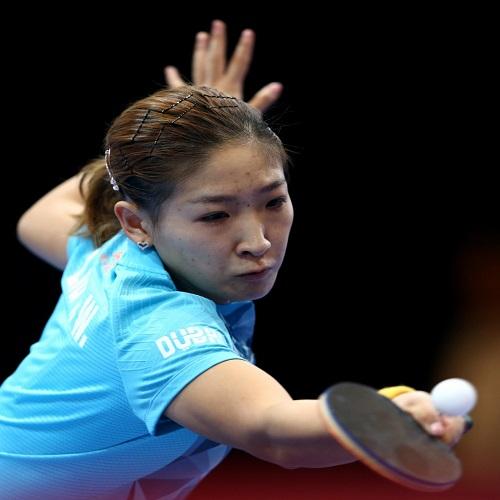 Nakheel Table Tennis Asian Cup 2016