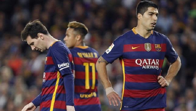 ثلاثي هجوم برشلونة