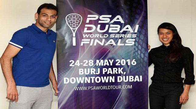 PSA Dubai World Series Finals - Venue Announcement