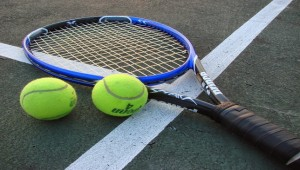مضرب التنس