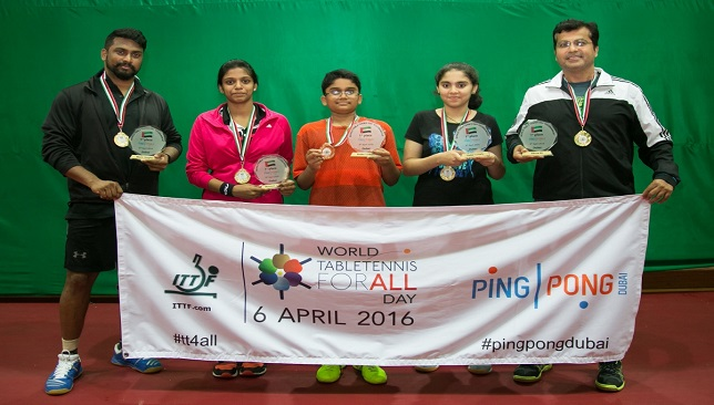 World Table Tennis Day Tournament -Division winners (1200x800)