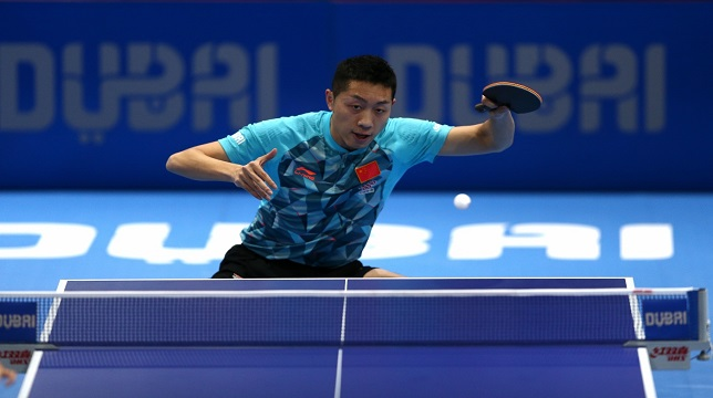 Nakheel Table Tennis Asian Cup 2016 - Day Two