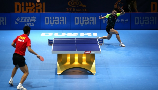 Nakheel Table Tennis Asian Cup 2016 - Day Three