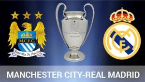 ريال مدريد × مانشستر سيتي