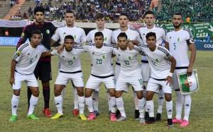 منتخب الجزائر الأوليمبي