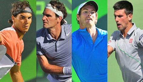 نجوم التنس