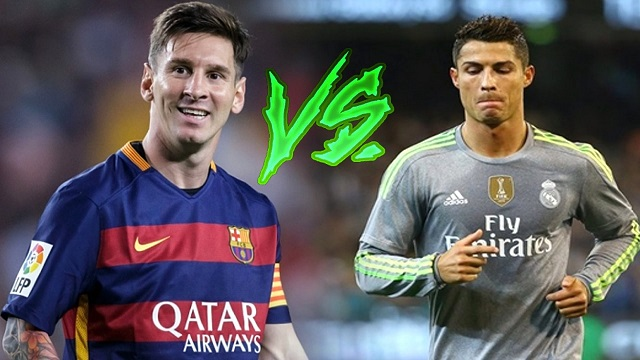 المقارنات مستمرة بين برشلونة وريال مدريد