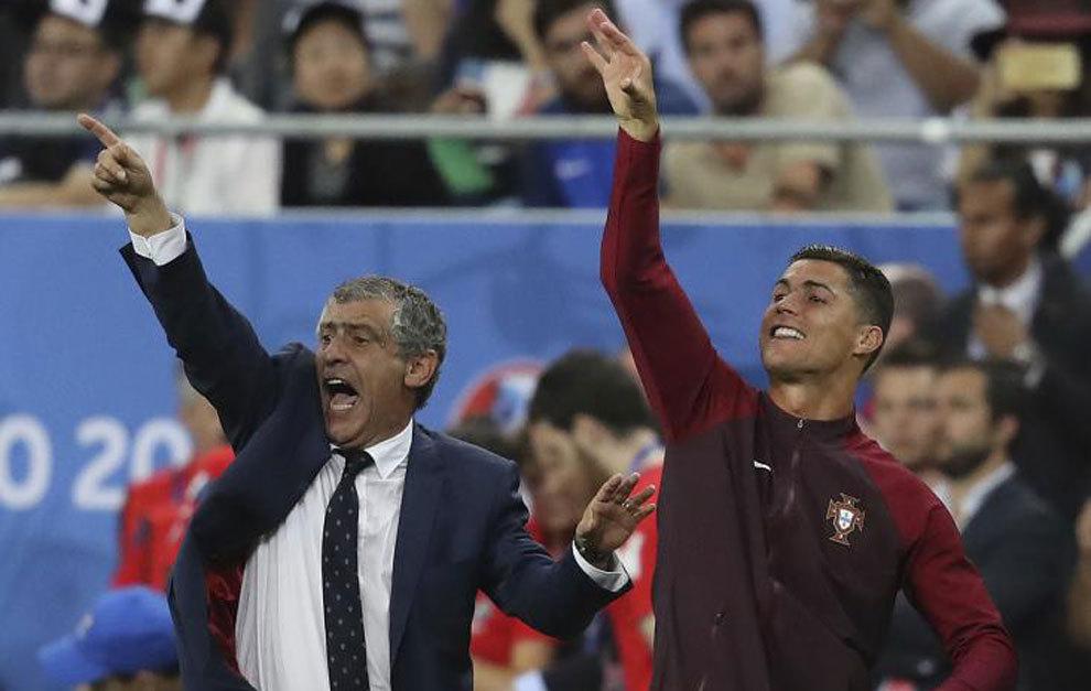 مورينيو يقلل من قيمة دور رونالدو في نهائي يورو 2016 - يورو 2016 - مانشستر يونايتد - سبورت360 عربية