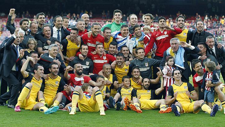 الدوري الإسباني 2014