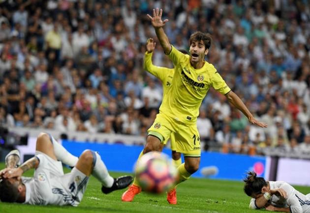 ريال مدريد × فياريال