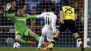ريال مدريد ضد بوروسيا دورتموند