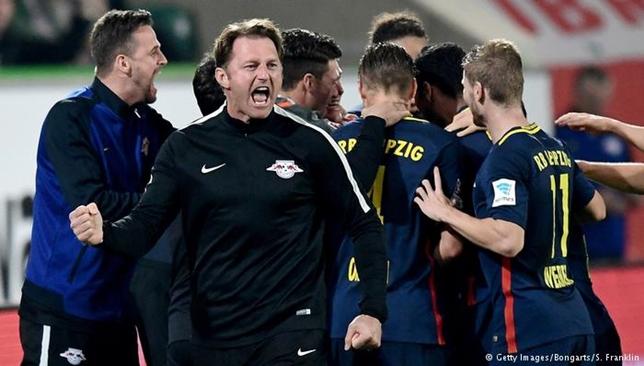النمساوي رالف هازنهوتل مدرب لايبزيغ عن فريقه: مزيج جيد لكن ليس كل شيء رائعا بعد