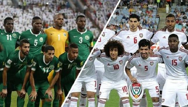 السعودية والامارات بث مباشر