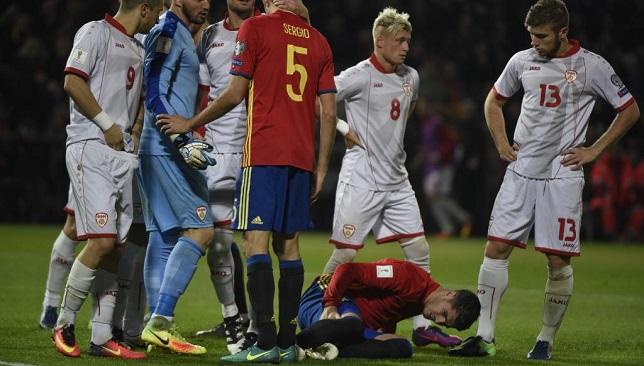 اخبار الامارات العاجلة 14789895048496 ريال مدريد غاضب من الاتحاد الاسباني على تسببه بإصابة موراتا أخبار الرياضة