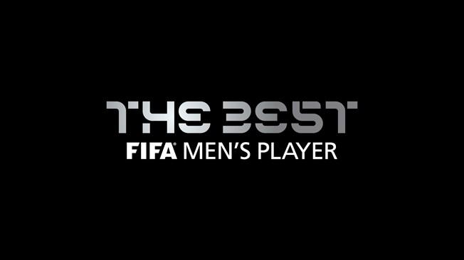 شعار جائزة الفيفا لأفضل لاعب في العالم