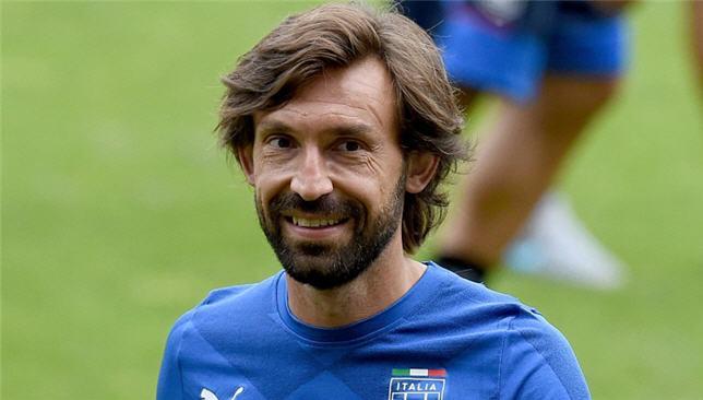 اللاعب الإيطالي المخضرم أندريا بيرلو