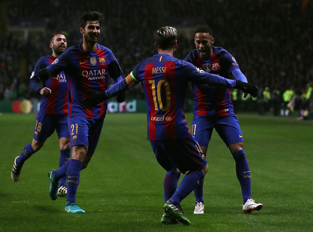 اخبار الامارات العاجلة Barcelona-1 ميسي يقود برشلونة للفوز على سيلتك والسيتي يتعادل إيجابياً مع مونشنجلادباخ أخبار الرياضة
