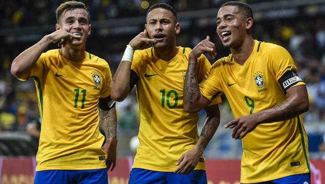 البرازيل تقسو على الأرجنتين بثلاثية في كلاسيكو الأرض
