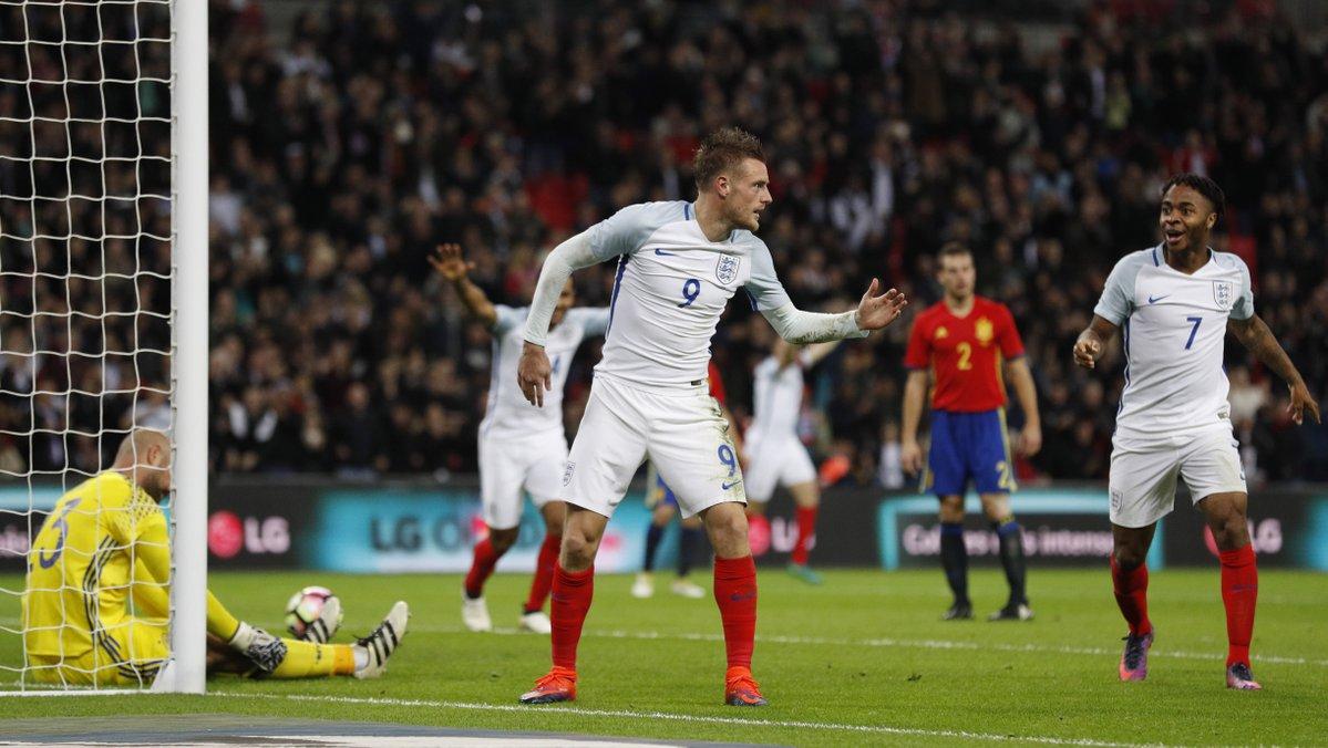 إسبانيا تتعادل في الوقت القاتل أمام إنجلترا على ويمبلي