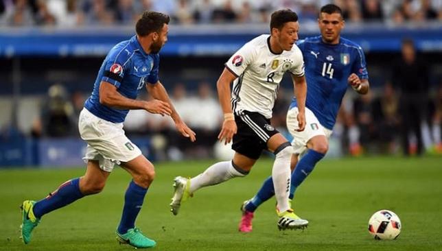 مباراة المنتخبين (يورو 2016)