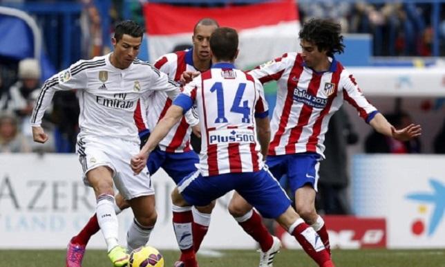 ريال مدريد × أتلتيكو مدريد