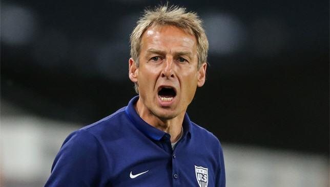 المدرب الألماني يورجن كلينسمان