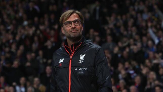 يورجن كلوب مدرب ليفربول الإنجليزي