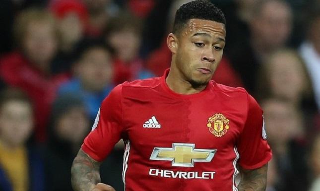 ديباي يلمح لإمكانية رحيله عن مانشستر يونايتد في يناير
