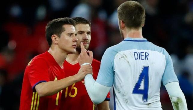 إريك داير يهدد أندريه هيريرا