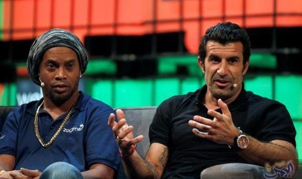 إنفانتينو يعتمد على أساطير كرة القدم كمستشارين له