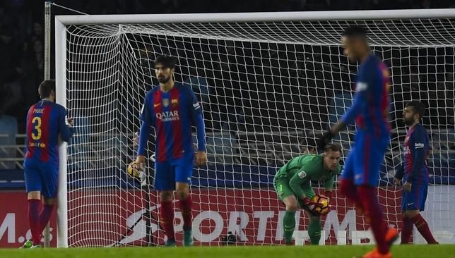 اخبار الامارات العاجلة fcb الصحافة الإسبانية تنتقد مستوى برشلونة الضعيف أخبار الرياضة