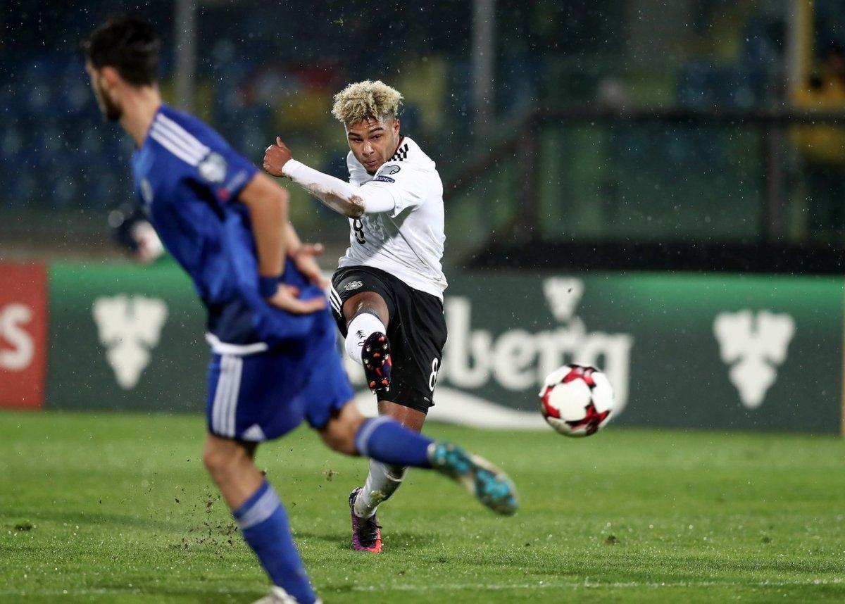 ألمانيا تكتسح شباك سان مارينو بثمانية أهداف