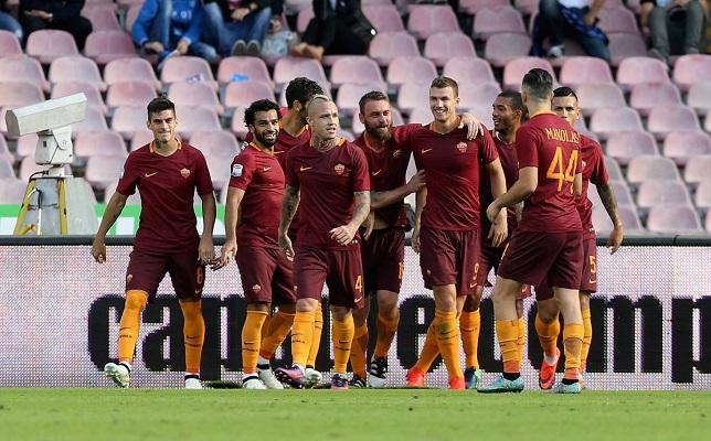 اخبار الامارات العاجلة roma-3 روما يحقق أفضل سجل تهديفي له منذ 81 عام أخبار الرياضة