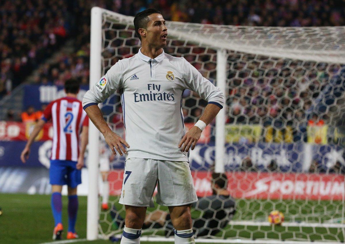 رونالدو ثالث أفضل هداف في تاريخ الدوريات الأوروبية الكبرى - كرة إسبانية - ريال مدريد - سبورت360 عربية