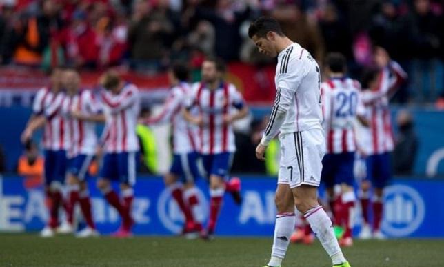 اخبار الامارات العاجلة ronaldo-9 مفارقة تاريخية ترشح أتلتيكو مدريد للفوز في الديربي أخبار الرياضة