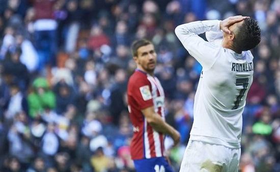 رونالدو يتحسر على ضياع فرصة ضد أتلتيكو مدريد