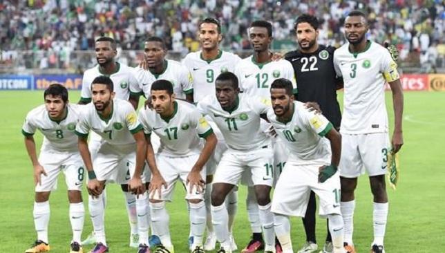 الكشف عن تشكيلة المنتخب السعودي لمواجهة المنتخب الياباني في