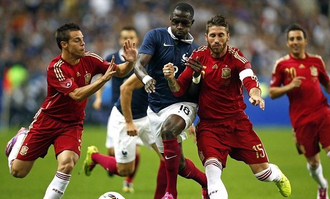 فرنسا تتفق مع إسبانيا لاقامة مباراة بينهما العام المقبل