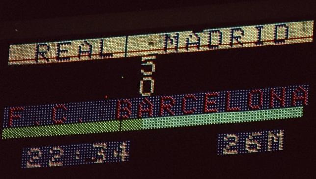 ريال مدريد يهزم برشلونة 5-0 في الدوري الإسباني 941995