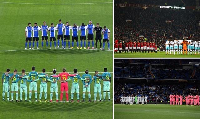 اخبار الامارات العاجلة CyifQYDXUAk8vTz الملاعب الأوروبية تشهد دقيقة صمت على ضحايا شابيكوينسي أخبار الرياضة