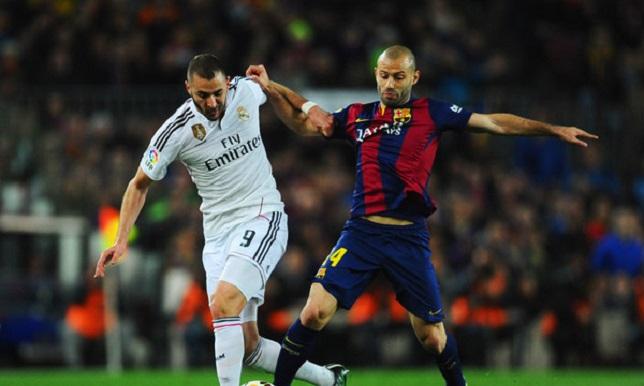 بنزيما وريال مدريد