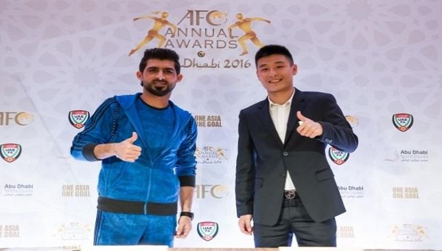 ماذا قال وو لي وعموري وحمادي عن جائز أفضل لاعب آسيوي 2016؟