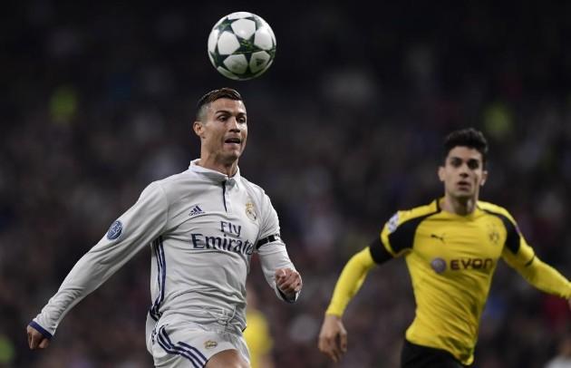 دورتموند يخطف الصدارة في الأنفاس الأخيرة بتعادله مع ريال مدريد ronaldo-2.jpg
