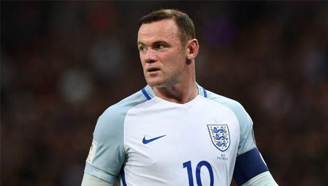 واين روني قائد منتخب إنجلترا