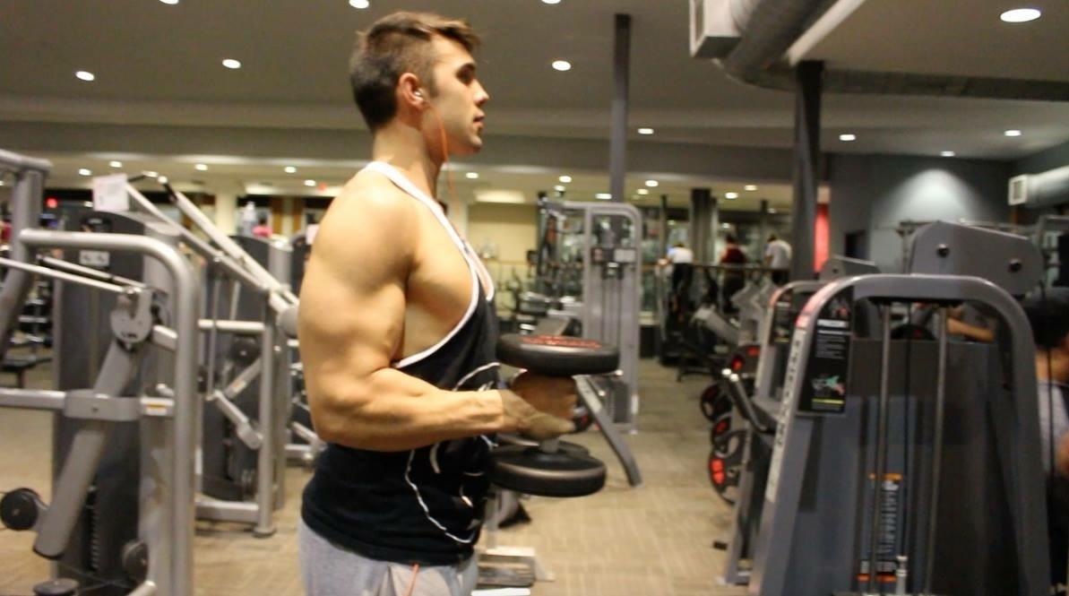 تقوية عضلات الكتف